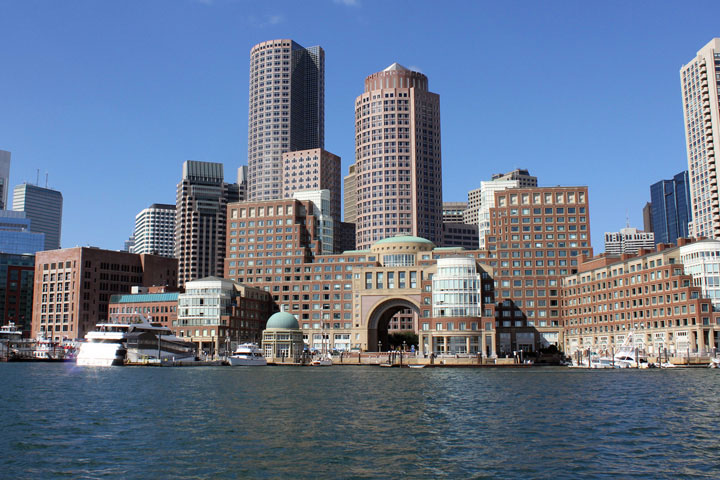 weekend guide to Boston