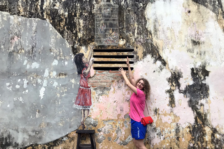 Art of Old Town