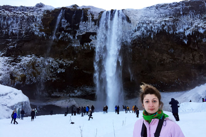 Winter Road Trip through Iceland