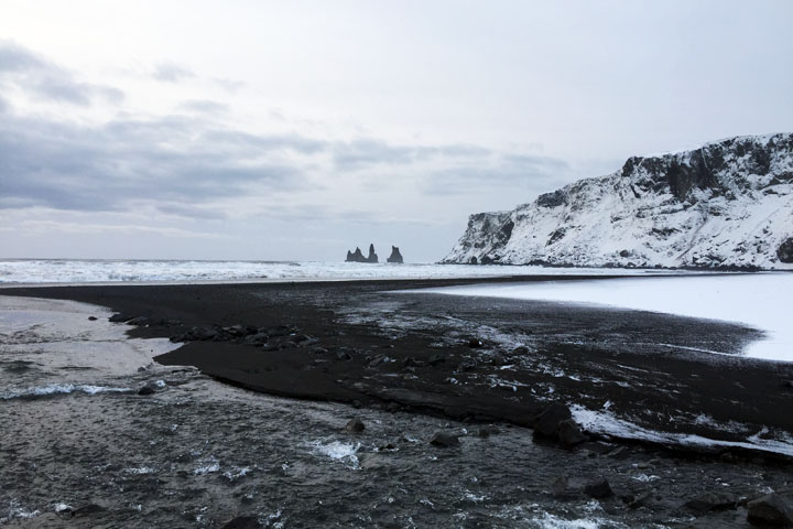 Winter Road Trip through Iceland