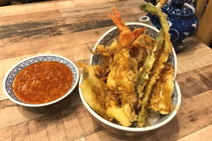 Singapore Chilli Crab Tendon