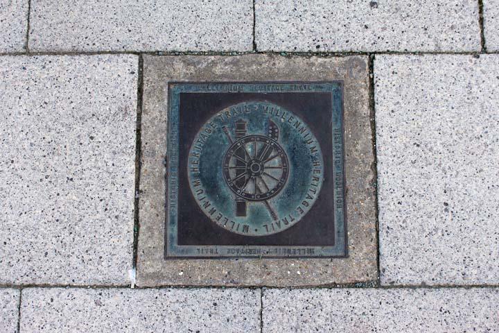Capital Ring Walk Woolwich