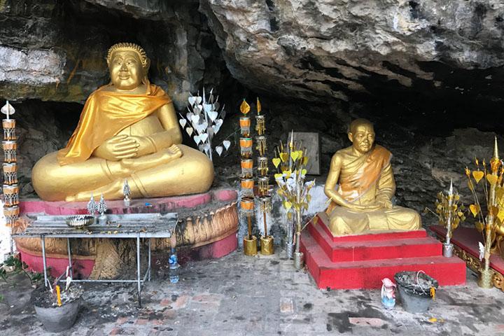 long weekend in Luang Prabang mount phousi