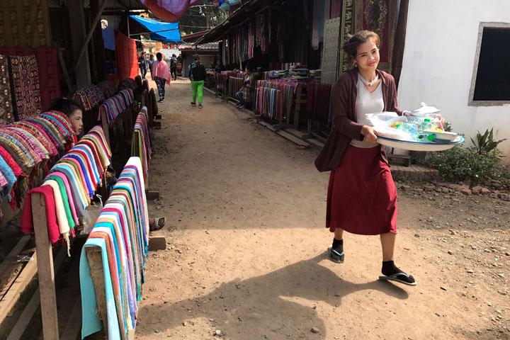 Long weekend in Luang Prabang whisky village