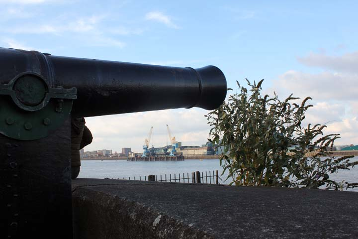 Capital Ring Walk Naval Dockyard