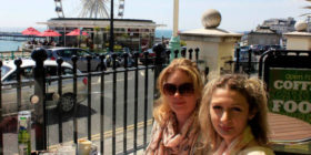 Trip to Brighton Uk with a Troubled Friend