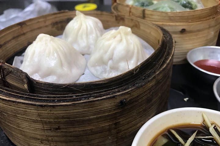 Har Gow and Hong Kong Style Dumplings at Victor's Kitchen