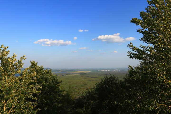 wudalianchi geopark
