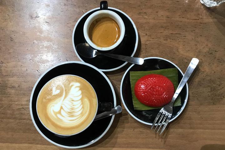 coffee in Farrer Park