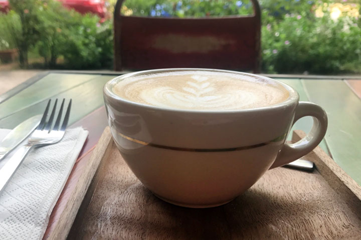 Farrer Park living and where to get Brunch and Coffee