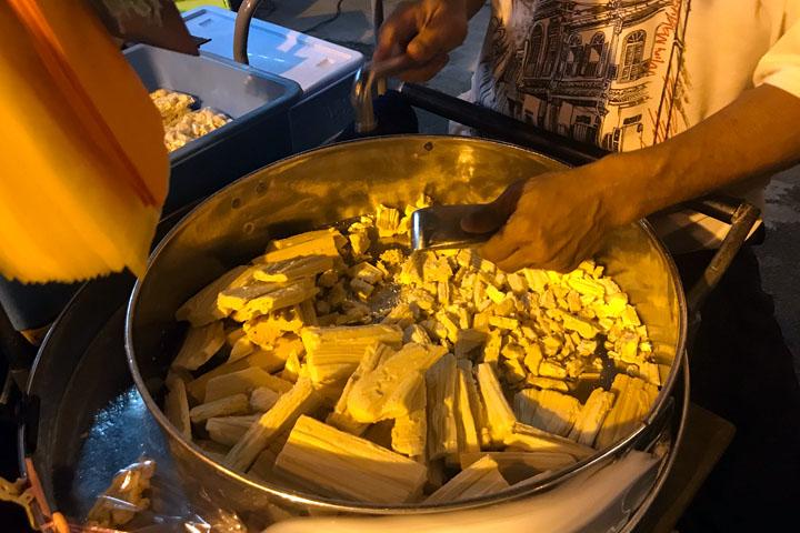 Malacca night market