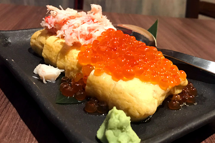 authentic Japanese food at Robertson Quay