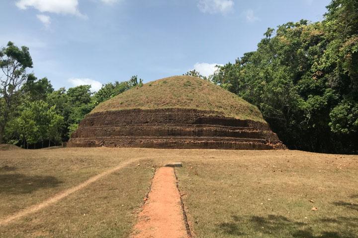 Ramakele Stupa
