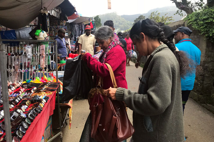 Central Market of Nuwara Eliya