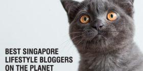 Top Singapore Lifestyle Blogger