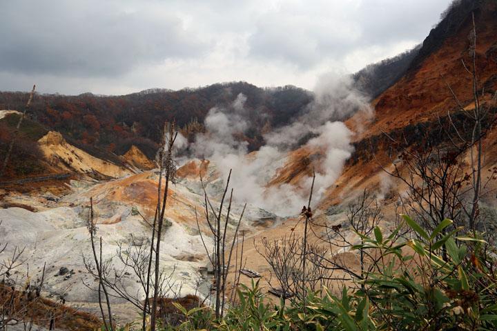 Jigokudani Hell Valley