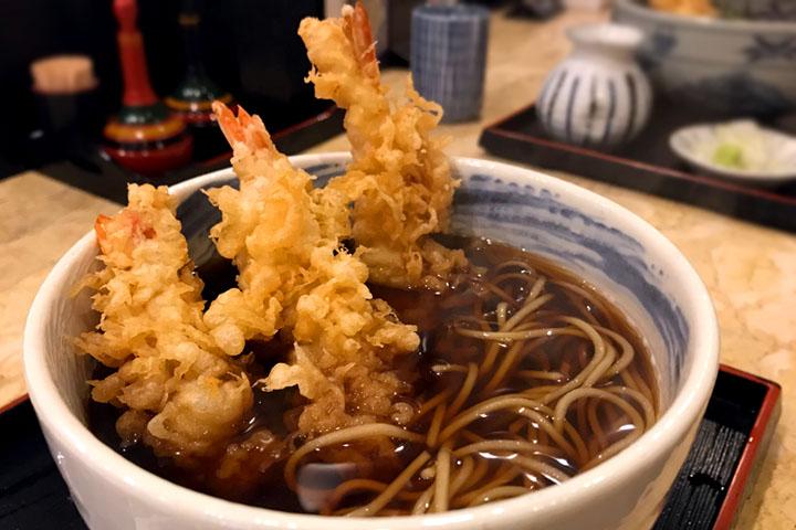 Soba Noodle Shop Noboribetsu