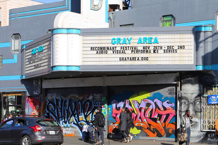the mission district