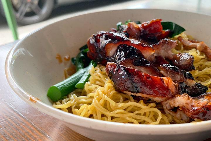Best hawker food in Farrer Park, 88 Hong Kong Roast Meat Specialist