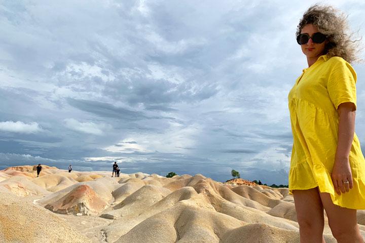 Bintan Sand Dunes
