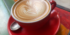 Coffee Raffles Place