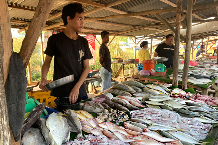 Baru Market