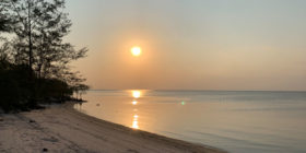 Belitong Sunset Beach