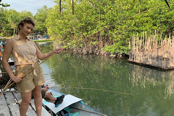 Belitung fishing