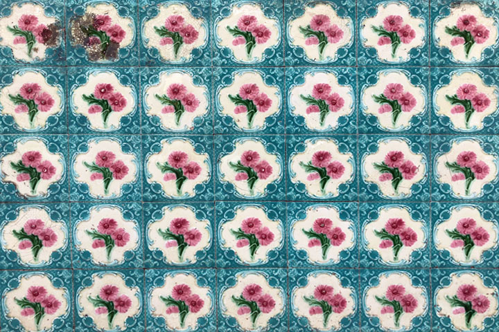Pernankan Tiles Penang