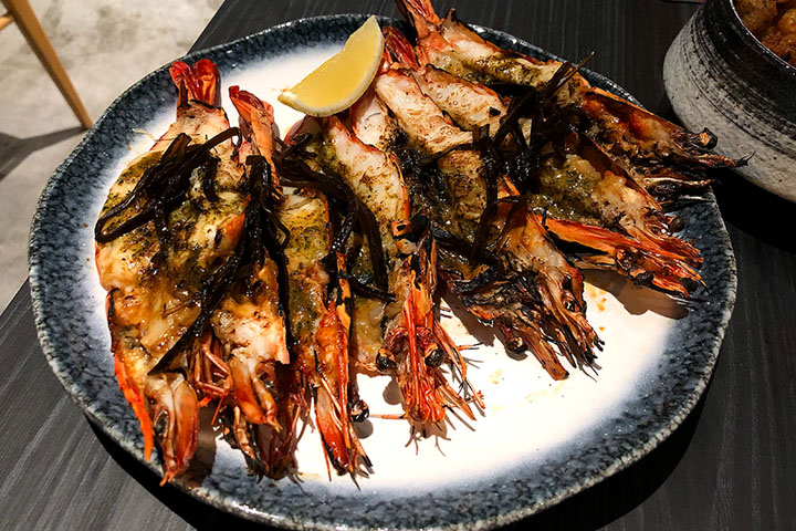 Fresh seafood with a quirky, Asian twist at Scaled by Ah Hua Kelong