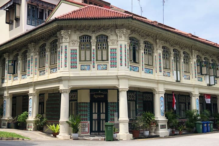 Welcome to Petain Road - A History of Peranakan Tiles