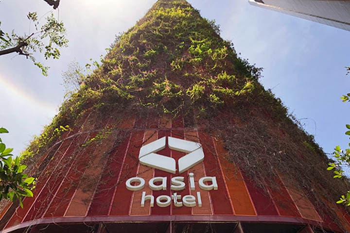 Oasia Hotel staycation