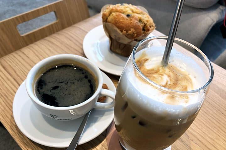 coffee in Farrer