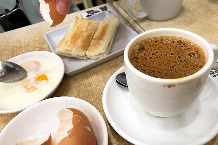 Lorong Chuan breakfast
