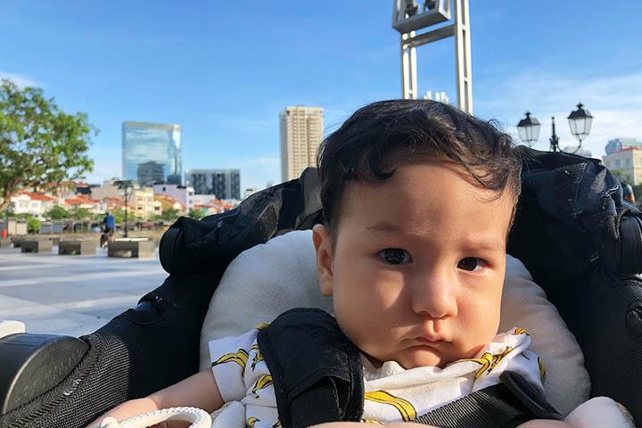 Trekking Singapore with Baby: Pram-Friendly Walks
